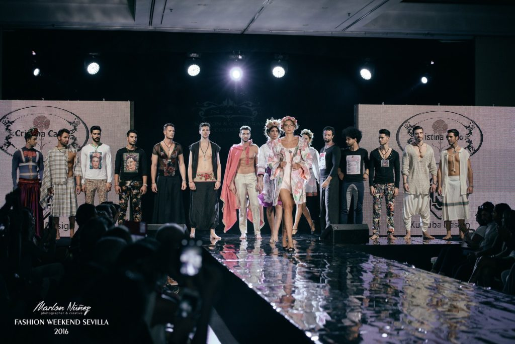 Desfile Fashion Weekend Sevilla
